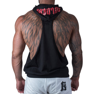 Stringer Hoodies Rouge