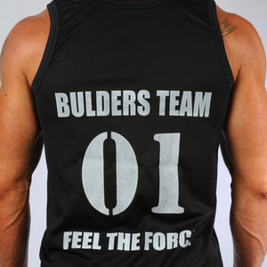 Tank Top Bulders Team Noir