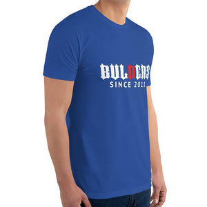 Tee Shirt Bulders Since Blue