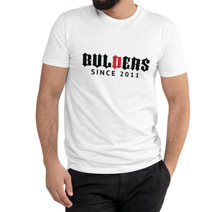 Tee Shirt Bulders Since White