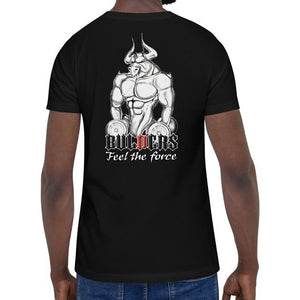Tee Shirt Bullback Dumbell Black