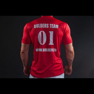 Tee Shirt Bulders Team Rouge