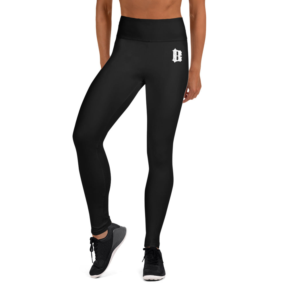 Legging B Simple Black