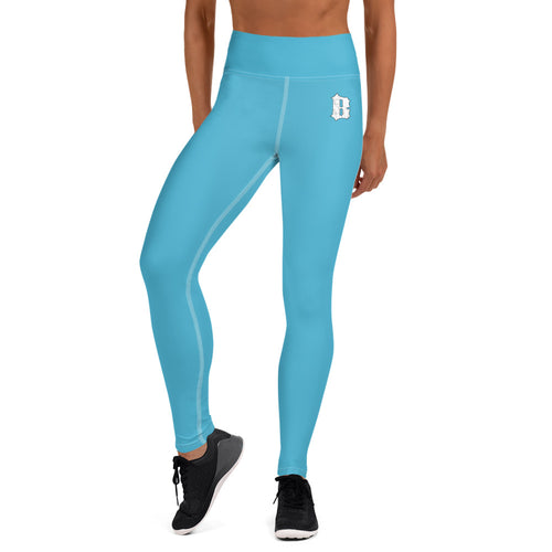 Legging B Simple Blue