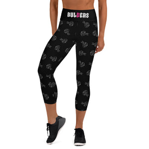 Legging Full Devil Black