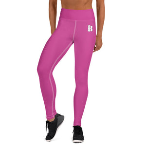 Legging B Simple Pink