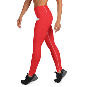 Legging B Simple Red