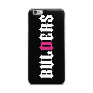 Coque iPhone Bulders Pink