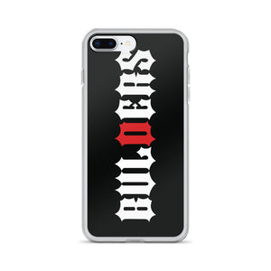 Coque iPhone Bulders Red