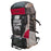 Adventure Begins Hiking Bag 50 LTR (Red)- FREE RAIN COVER