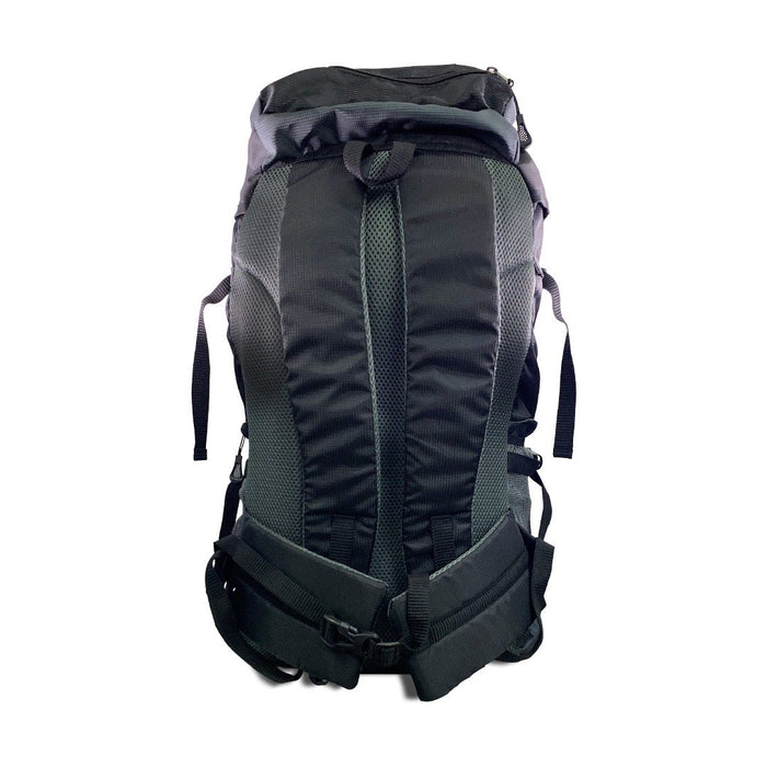 Under Good Idea Hiking Bag 50 LTR  (Blue) FREE RAIN COVER