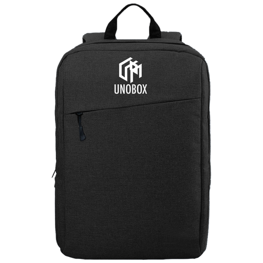 Unobox Commute Laptop Bag - Black