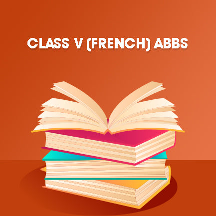 Class V (French) ABBS BOOKS