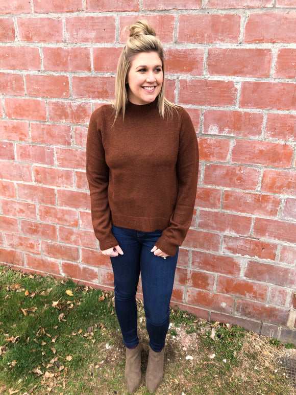 The Perfect Little Sweater - 5 Colors