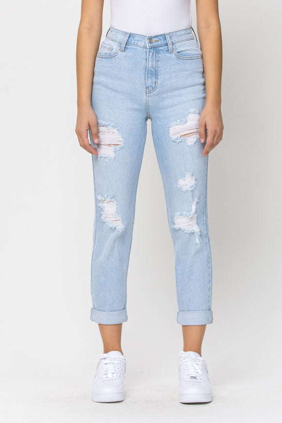 The Gracie Mom Jeans