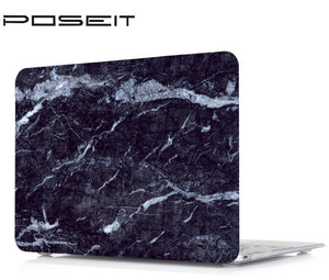 Hard Shell Case & Keyboard Cover For Apple MacBook Air Pro Retina
