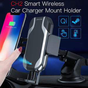 JAKCOM CH2 Smart Wireless Car Charger Holder Hot sale in Mobile Phone Holders Stands as aplle watch tablet gadgets inteligentes