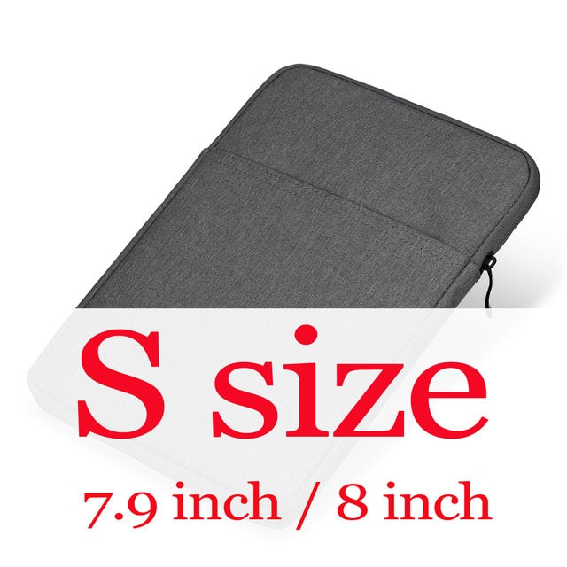 Shockproof Sleeve Case for iPad 2018 Case for iPad 10.2 2019 Mini 4 3 2 Air 2 Air 1 Pro 10.5 Cover for iPad Pro 11 2018 Case Bag