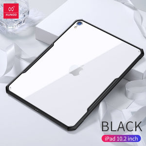 XUNDD Protective tablet Case for new iPad Pro 11 12.9 9.7 10.2 10.5 inch 2017 2018 mini 12345 air2 with airbags Shockproof Cases
