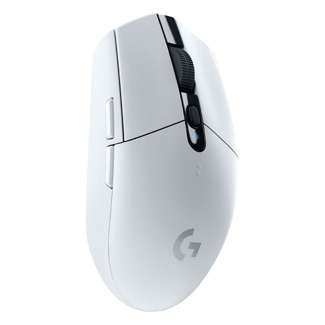 Logitech wireless mouse G304 gaming mouse wireless 2.4Ghz with 12000DPI Optical mouse by logitech for overwatch and mouse gamer
