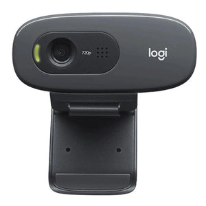 Original Logitech C270 HD Vid 720P Webcam Built-in Micphone USB2.0 Mini Computer Camera for PC Laptop