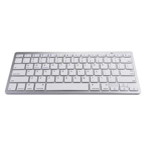 Wireless Keyboard Bluetooth For Apple For iPad iPhone For Android For Mac Windows Ultra Slim