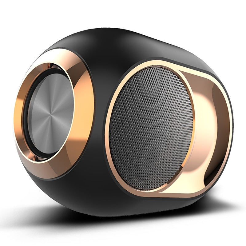 X6 Subwoofer Wireless Bluetooth Speaker