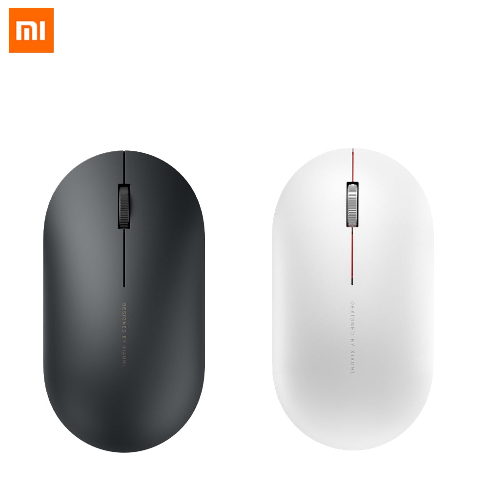 Xiaomi Mi Wireless Mouse 2 Portable Game Mouse 1000dpi 2.4GHz WiFi link Optical Mouse For Macbook Notebook Laptop Portable Mouse