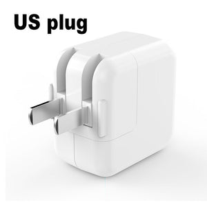 Apple 12W USB Power Adapter Charger US/EU Plug Phones Fast Charger Adapter for iPhone 6/7/8/X/11 for APPLE Watch for iPad Air