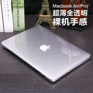 Pro 16 Laptop Case For Apple MacBook Pro 13 inch A1989 A2159 case for mac book New Pro 15 Touch Bar A1990 A1707+Keyboard Cover
