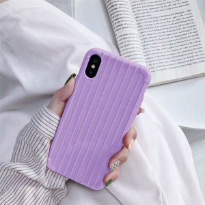 For IPhone 11 Pro MAX Software TPU Undercover Protective Case For iPhone 6 6s 7 8 plus For iPhone X XR Shockproof Case