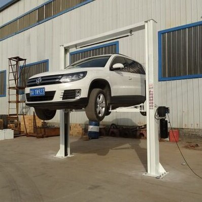 Car Lift Manual Mechanical Lifting Equipment Gantry Car Lift 4s Shop Dedicated D3500