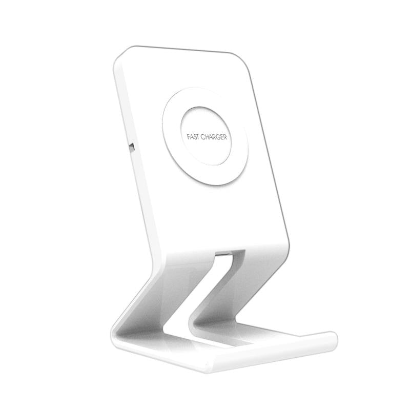 10W Qi Wireless Charger Stand For iPhone 11 pro X XS MAX XR 8 Samsung S10 S9 Note 10 9 Fast Charging Dock Station Phone Charger