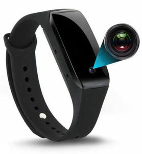 1080P Bracelet Smart Watch Wristband With Camera