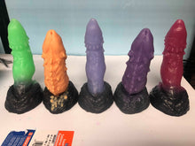 Load image into Gallery viewer, DyxHexenHammer 6.66 inch Dragon Dildo