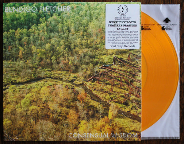 Consensual Wisdom Vinyl (Translucent Orange)