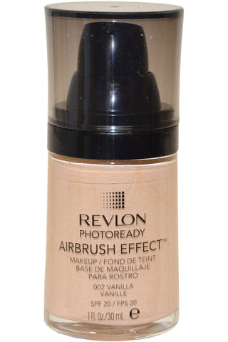 Revlon Photoready Airbrush Effect Makeup 02 Vanilla
