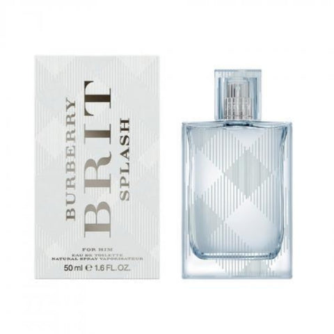 Burberry Brit Splash Eau De Toilette 50ml Spray