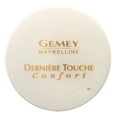 Gemey Maybelline Derniere Touche Foundation 01 Chair Doree
