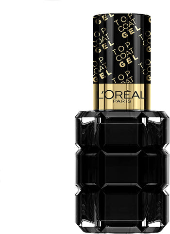 2 x L'Oreal Paris Color Riche Oil Manicure Top Coat Gel - 12 Days Ultimate Hold