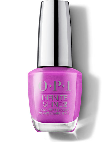 OPI Infinite Shine Nail Varnish Polish Positive Vibes Only