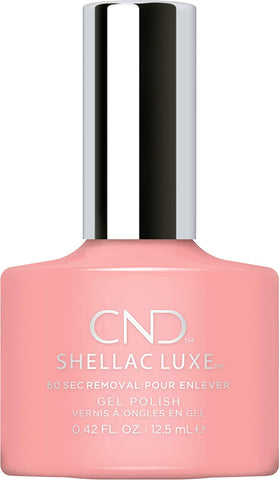 CND Shellac Luxe Gel Polish PINK PURSUIT #215