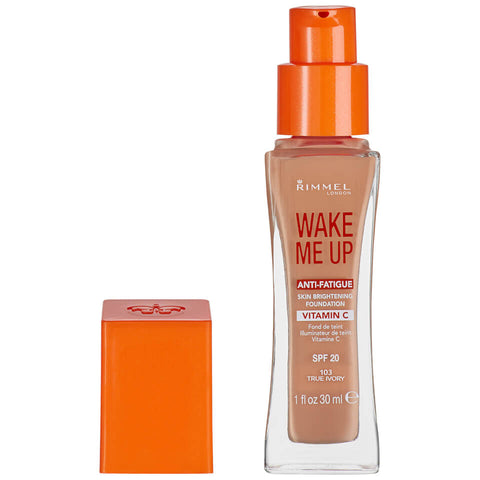 Rimmel Wake Me Up Foundation 103 True Ivory