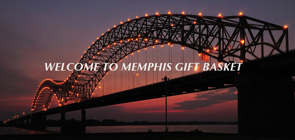 Welcome to Memphis Gift Basket