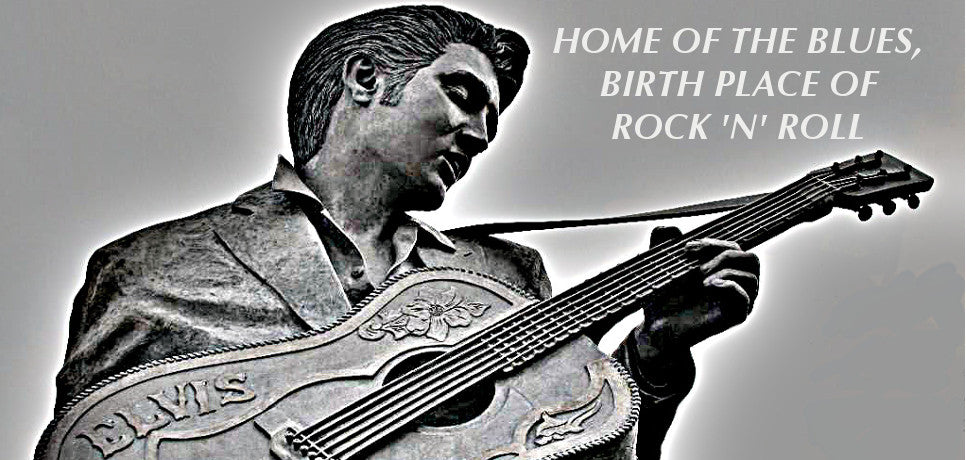 Home of the Blues, Birth Place of Rock n Roll
