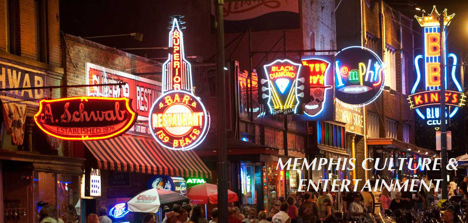 Memphis Culture and Entertainment