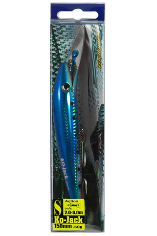 Pro Hunter 150mm Kojak Lure - Blue