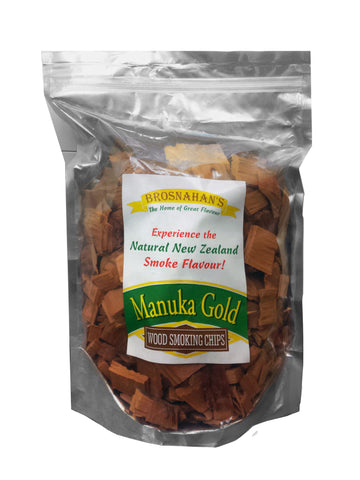 Brosnahan's Manuka Gold Chips - Approx. 750g