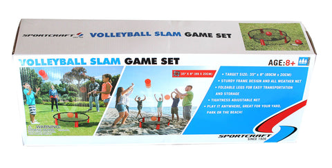 Volleyball Slam Game Set