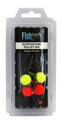 Fishtech Surfcasting Pulley Rig